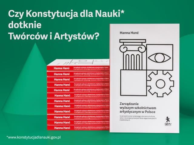 bann Zarzadzanie wyzszym szkolnictwem artystycznym w Polsce